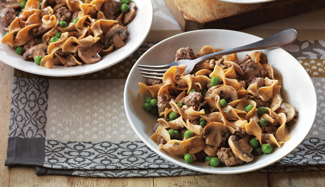 One dish beef stroganoff 30 minute meals recipe ideas