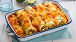 easy beef enchilada